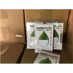 PALLET OF WATERSAFE HYDROPONICS WATER TEST KITS