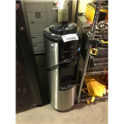 VITAPUR STAINLESS AND BLACK WATER COOLER