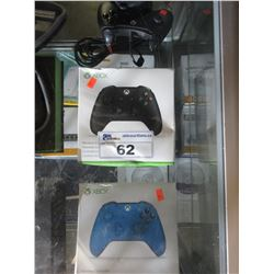 3 XBOX ONE CONTROLLERS