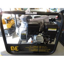 "BE 2"" 158 GPM WATER TRANSFER PUMP (82' LIFT - 26' SUCTION LIFT)"