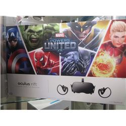 MARVEL POWERS UNITED OCULUS RIFT VR SPECIAL EDITION VIRTUAL REALITY BUNDLE
