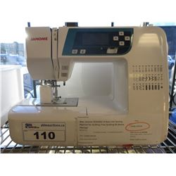 JANOME 2030QDC-B BLUE LINE SEWING MACHINE