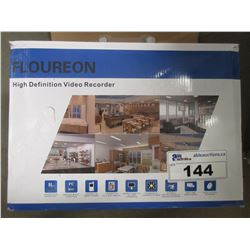 FLOUREON HD VIDEO RECORDER SYSTEM