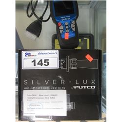 SILVER-LUX HIGH POWERED LED KIT & INNOVA 3040 SCANNER