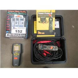 MILWAUKEE MEASURE METER, POWER PROBE 3 TESTER, MMD7NP TESTER