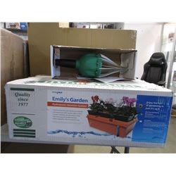 EMILYS GARDEN HYDROPONIC AERATION SYSTEM & CV BOOT AIR TOOL