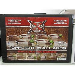 AVIANX TOP FLOAT MALLARD BACK WATER SERIES