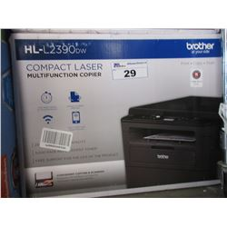 BROTHER HL-L2390DW COMPACT MULTI-FUNCTION LASER COPIER