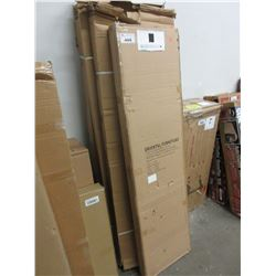 4 BOXES OF ASSORTED FURNITURE
