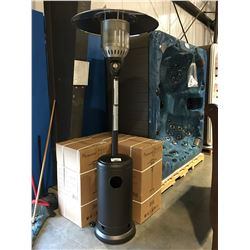 PARAMOUNT OUTDOOR/PATIO PROPANE HEATER MOCHA