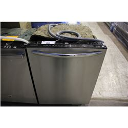FRIGIDAIRE GALLERY STAINLESS STEEL BUILT- IN DISHWASHER