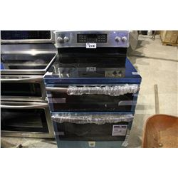 GE PROFILE STAINLESS STEEL ELECTRIC TOP STOVE/OVEN