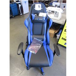 BLUE GT RACER GAMING CHAIR