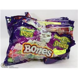 6 BAGS OF BONES FRUIT POPS - 25 PER BAG