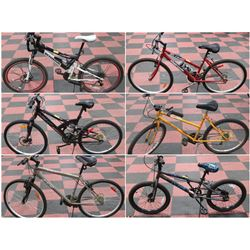 FEATURED ITEMS: POLICE SEIZZZZZZED BIKES