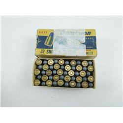 DOMINION 32 S&W AMMO