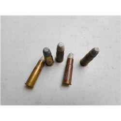 11.43 X 50 R REMIGNTON EGYPTION AMMO