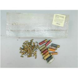 ASSORTED AMMO & GEL
