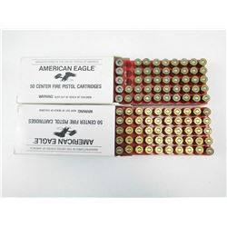 ASSORTED 45 CAL AMMO