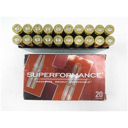 HORNADY 308 WINCHESTER AMMO