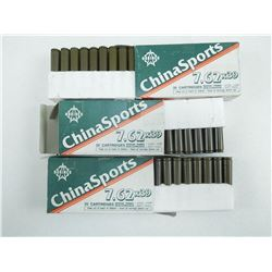 NORINCO CHINASPORT 7.62X39MM AMMO