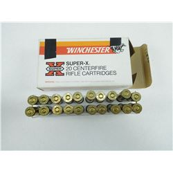 WINCHESTER 8MM MAUSER AMMO