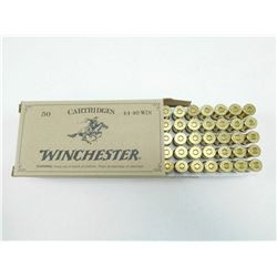 WINCHESTER 44-40 WIN COWBOY AMMO