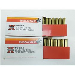ASSORTED 338 WINCHESTER AMMO