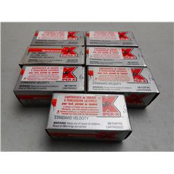 WINCHESTER 22 TARGET AMMO