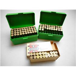 ASSORTED 30-30 AMMO/RELOADS