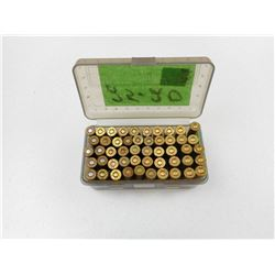 ASSORTED 25-20 AMMO