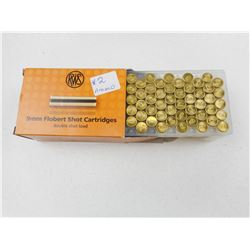 RWS 9MM FLOBERT SHOT AMMO