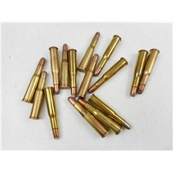 ASSORTED 303 SAVAGE AMMO