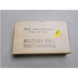 MILITARY SURPLUS 7.62MM NATO (308 WIN) AMMO
