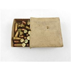 WWII 9MM MILITARY AMMO