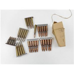 ASSORTED 7.62 MM AMMO