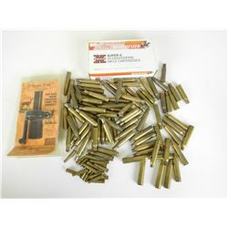 ASSORTED BRASS & SCOPE EASE ADJUSTER KIT