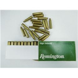 ASSORTED 250 SAVAGE BRASS