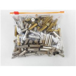 ASSORTED 357 MAGNUM BRASS