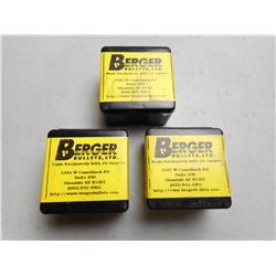 BERGER BULLETS 6MM MOLY