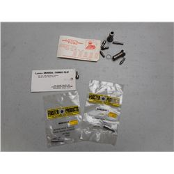 ASSORTED TRIMMER ACCESSORIES