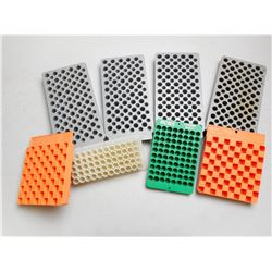 ASSORTED RELOADING TRAYS