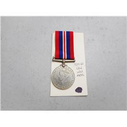 1939-1945 CDN WAR MEDAL
