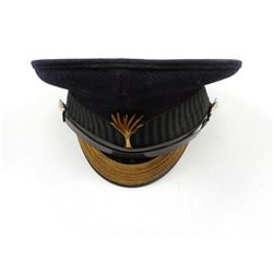 BRITISH ARMY WELSH GUARDS OFFICERS CAP