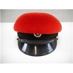 BRITISH ARMY WOMAN'S ARMY CORPS PEAKED CAP