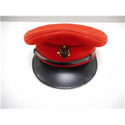 BRITISH ARMY 14/20TH KING'S HUSSARS OFFICER CAP