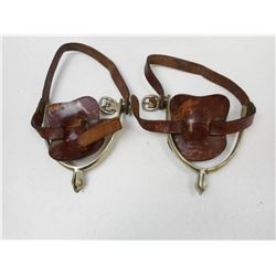 BRITISH ARMY ISSUE CAVALRY SPURS