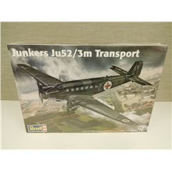 JUNKERS JU52/3M TANSPORT MODEL AIRPLANE