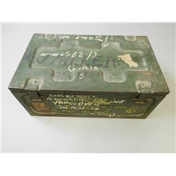 LARGE AMMO TIN