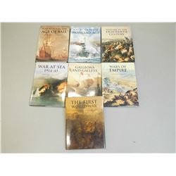 CASSELL'S HISTORY OF WARFARE SERIES BOOKS